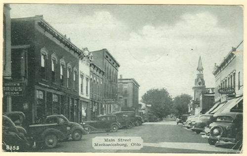 Mechanicsburg 1940